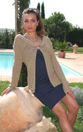 Lavoro maglia: come creare il Cardigan Roxi