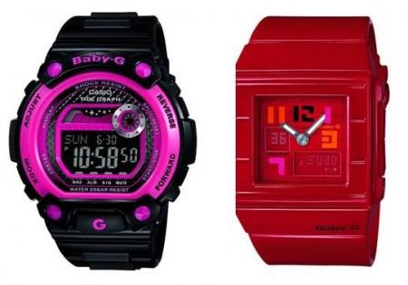 Orologi Casio colorati da donna: modelli Baby-G