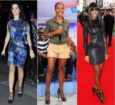 celebrities nicholas kirkwood rodarte metal pumps scarpe