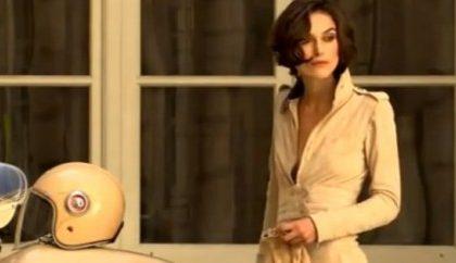 Coco Mademoiselle Chanel: lo spot con Keira Knightley