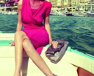 Claudia Schiffer da modella a stilista