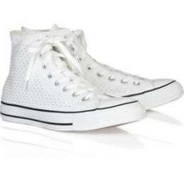 Scarpe Converse, le Studded Canvas sneakers
