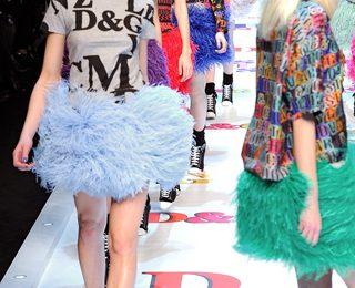 Dolce & Gabbana chiudono la linea D&G