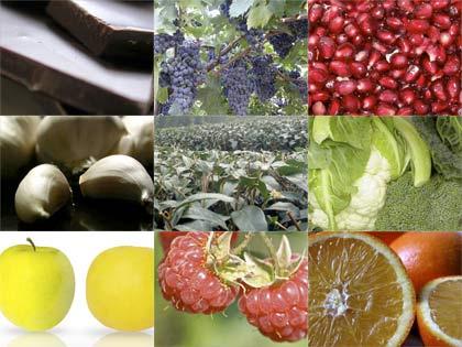 Dieta equilibrata: fate il pieno di antiossidanti