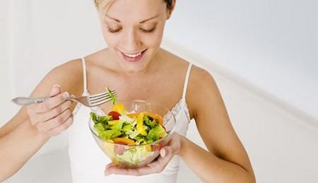 dieta mediterranea giovane donna
