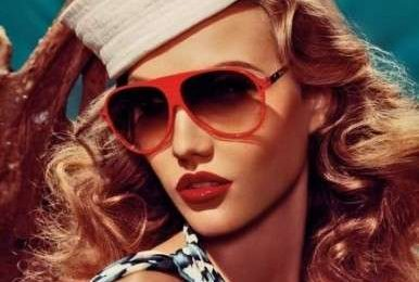 Christian Dior, la collezione eyewear Les Marquises