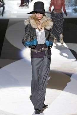DSquared2: collezione A/I 2011-12 a Milano Moda Donna