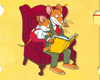 Geronimo Stilton Barzellette Divertenti Per I Piccoli Pourfemme