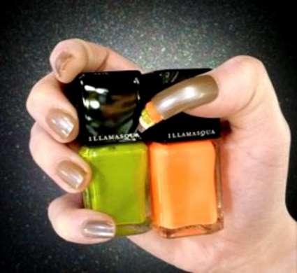 Unghie: i Toxic Claws di Illamasqua