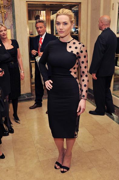 Celebrity Style: Kate Winslet veste Stella McCartney