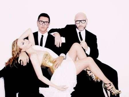 Kylie Minogue veste Dolce & Gabbana per il suo tour