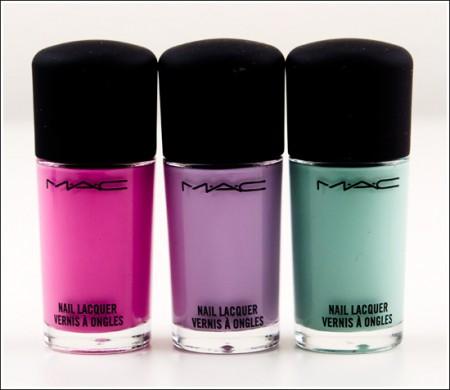Smalto unghie: i colori MAC per la primavera