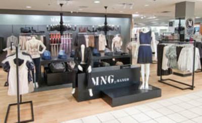Mango apre 215 store negli Usa con Jc Penney