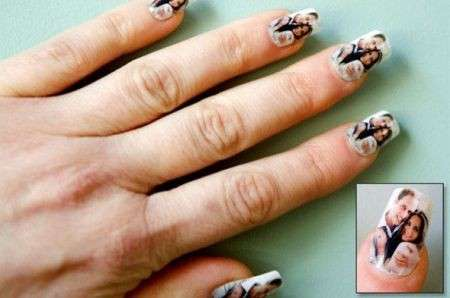 Manicure William e Kate