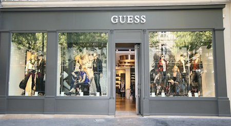 Guess aprirà un flagship store a Parigi