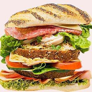 Ricette light: panino leggero e goloso
