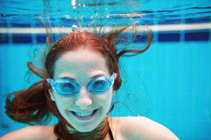 piscina capelli cura corpo