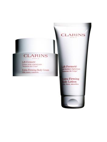 Trattamenti, i nuovi prodotti Lift-Fermeté di Clarins