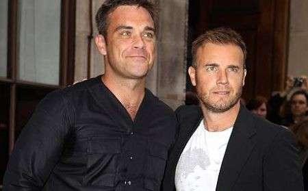 Dieta dimagrante: Robbie Williams e Gary Barlow si mettono in forma per il tour
