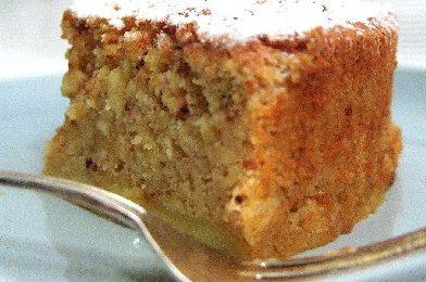 Ricette light: torta integrale con mandorle e pinoli