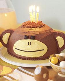 torta scimmia