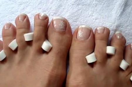 Tumore al polmone: la spia nell'unghia dei piedi?