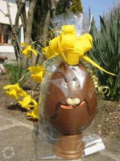 Uovo di Pasqua divertente