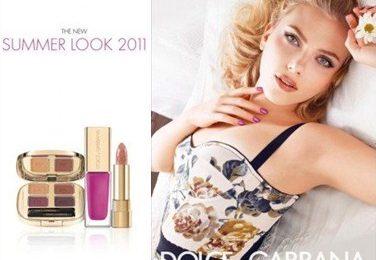 Scarlett Johansson per Dolce & Gabbana Beauty