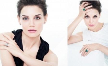 Katie Holmes è la nuova testimonial dei gioielli H. Stern