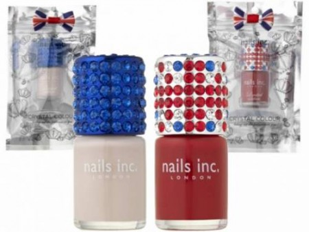 William e Kate, gli smalti di Nails Inc dedicati agli sposi