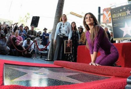 Penelope Cruz Walk of Fame