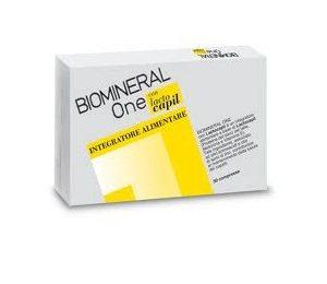 Caduta dei capelli, contrastala dall'interno con Biomineral One