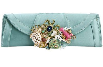 Blumarine: borsa e collana ispirate al mare