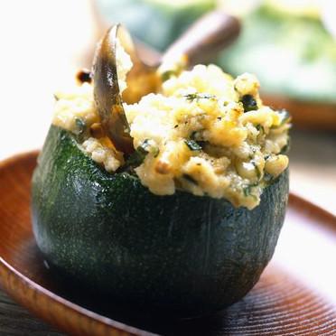 branzino con zucchine