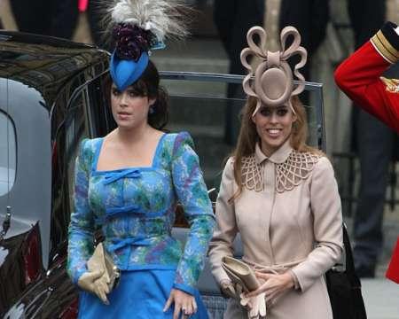 Matrimonio William e Kate: capelli e cappelli delle invitate