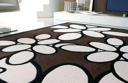Creare tappeto intarsiato per la camera da letto