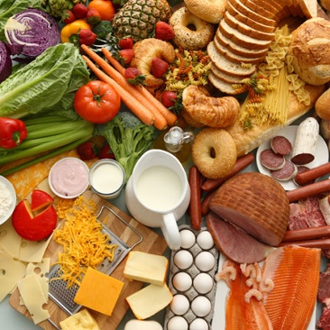 dieta prozioni