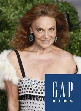 Diane Von Furstenberg nuova designer per Gap?