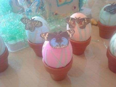 Fai da te Pasqua 2011: le farfalle colorate