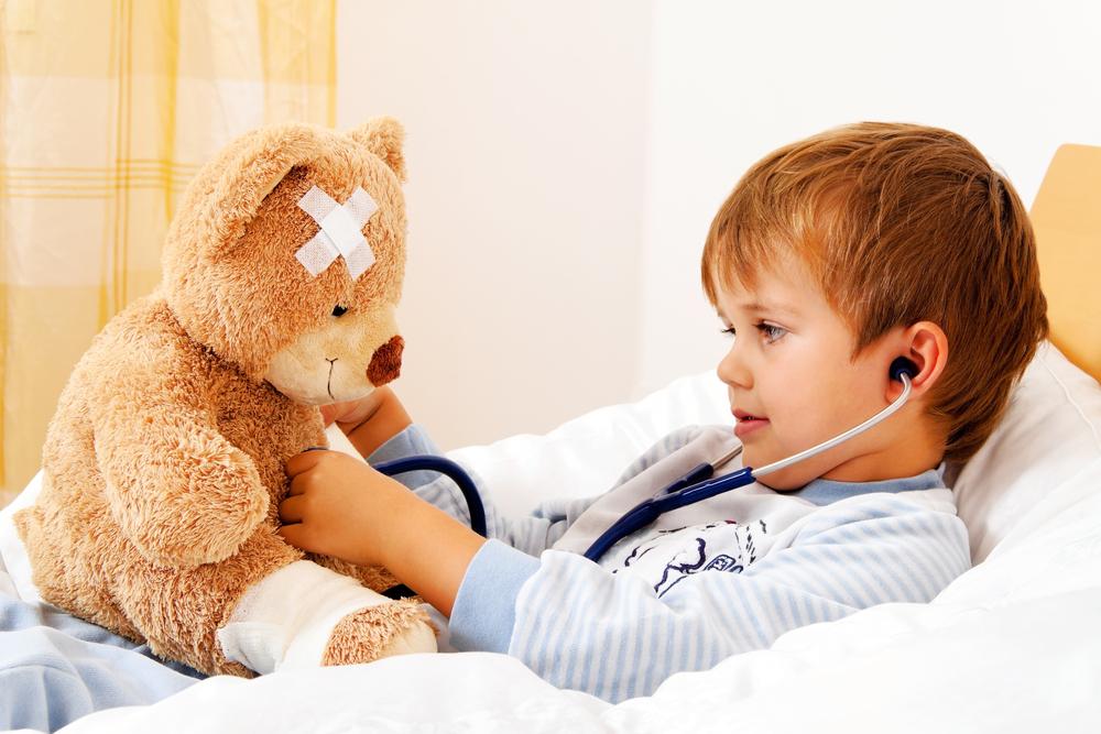 Filastrocche per bambini malati