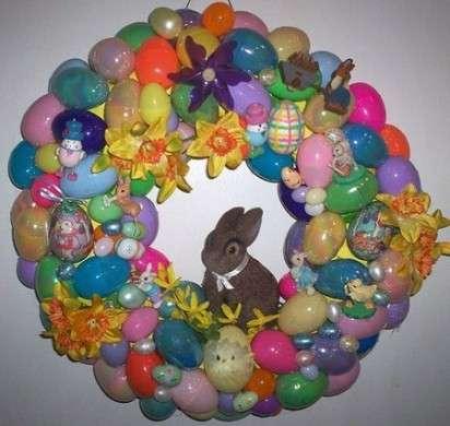 Fai da te Pasqua 2011: le ghirlande