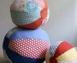 Idee di cucito creativo: realizzare una palla di stoffa