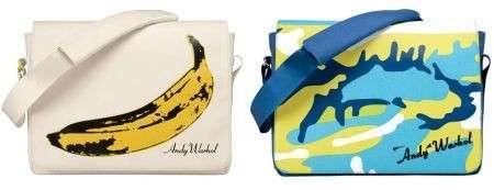 Andy Warhol e Incase: accessori tra moda e arte