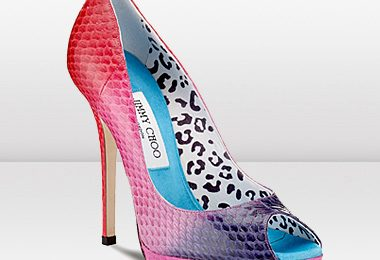 Scarpe Jimmy Choo: la limited edition Dynamo