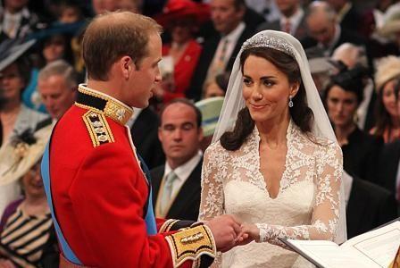 Kate Middleton: il trucco della sposa
