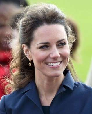 Kate Middleton veste Warehouse