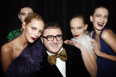 Lanvin inaugura l'e-commerce in Europa