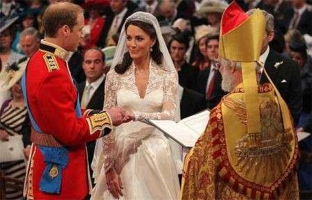 Matrimonio William e Kate: lo show dei cappelli!