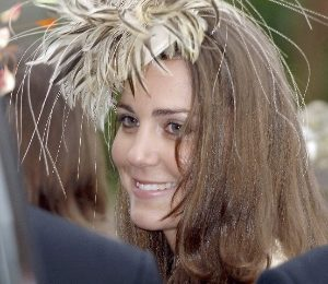 Matrimonio William e Kate: il copricapo di Kate Middleton sarà di Philip Treacy