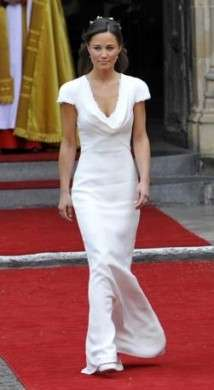 Pippa Middleton: la bellissima sorella di Kate